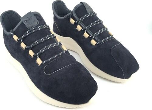 e36507110dc Pánské boty adidas Originals Tubular Shadow Trainers Core Černé ...