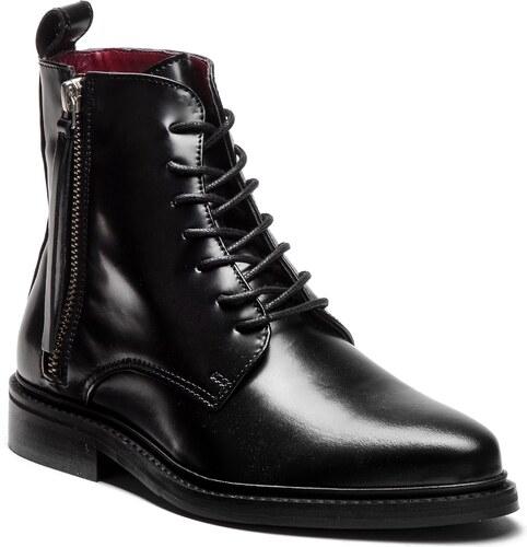 52b6db38e839 Členková obuv TRUSSARDI JEANS - 79A00280 K299 - Glami.sk