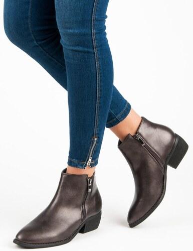 Sweet Shoes Módne dámske topánky 9082G - Glami.sk 238838e247a