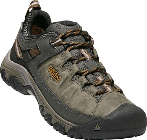 KEEN Pánske topánky Targhee III WP Black Olive Golden Brown - Glami.sk b619a8f05e