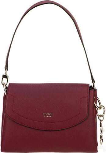Guess Dámská kabelka Digital Shoulder Bag HWVG68 Bordo - Glami.cz 034942c76b4
