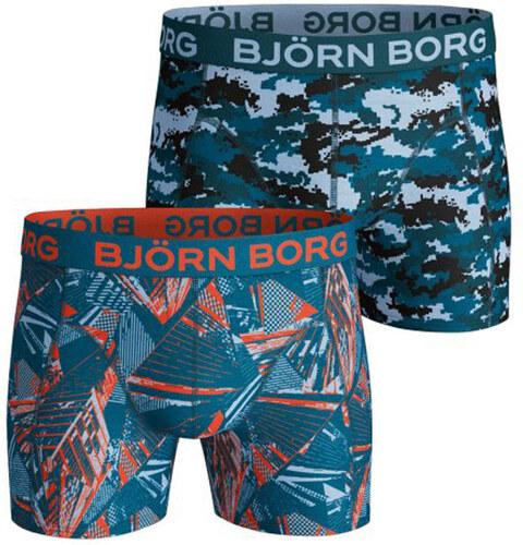 5d5785ed98 Bjorn Borg Skyscraper   Bjorn Borg Ny Silhouette Shorts farebné  1831-1013 71791