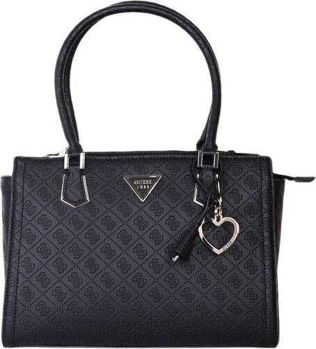Černé dámské značkové kabelky Guess levně SG710009 7bed7bb22d