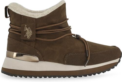 0082c55dc6 Členkové topánky FRIDA U.S. Polo - Glami.sk
