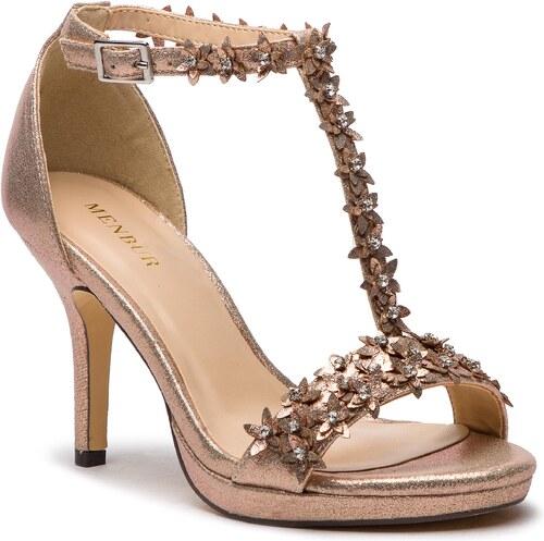 adc58cdc1 Sandale MENBUR - 09447 Even Rose 0038 - Glami.ro