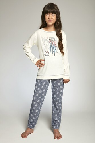 Cornette Selfie lányka pizsama többszínű - Glami.hu d553c1b30a