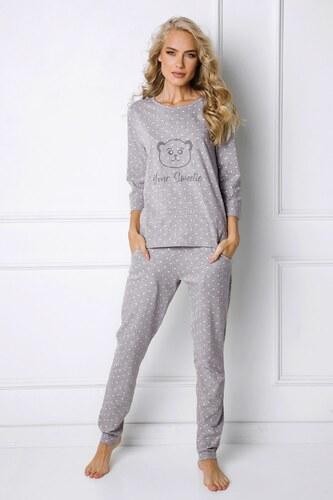 Aruelle Sweet Bear női pizsama szürke - Glami.hu 3b13f4cb0f