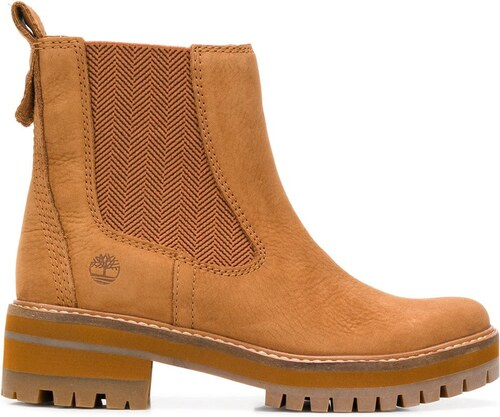 Timberland ankle Chelsea boots - Brown - Glami.sk f79628509db