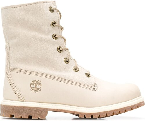 Timberland lace-up boots - White - Glami.sk 09dfa770be9