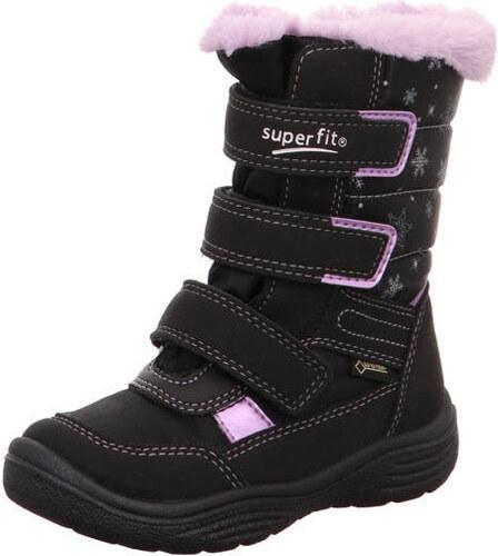 Superfit 3-09092-00 zimní dívčí boty CRYSTAL - Glami.cz 97ce71ba32