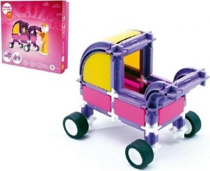 Vista Stavebnice Seva pro holky 1 plast 586ks v krabici 35x33x8cm ... 7c501587c2