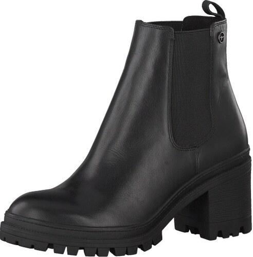 Tamaris Dámské kotníkové boty 1-1-25417-21-001 Black - Glami.cz 9de8f86c99