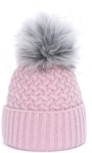 ArtOfPolo dámská zimní čepice Evelin Růžová - Glami.cz ce0e52072c