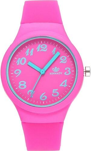 8ca5be23728 willis Dámské silikonové hodinky Jely Girl - růžové - Glami.cz