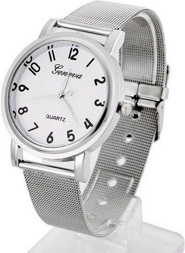 Shim Watch Geneva dámské celokovové hodinky Numbers - Glami.cz 3b9a0374a5