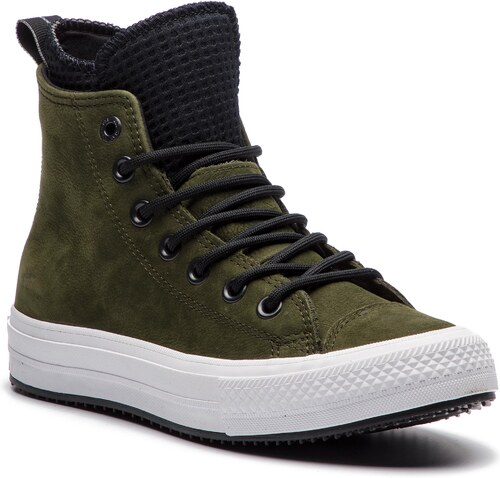 Tenisky CONVERSE - Ctas Wp Boot Hi 162408C Utility Green Black White ... 03fbe80fa63