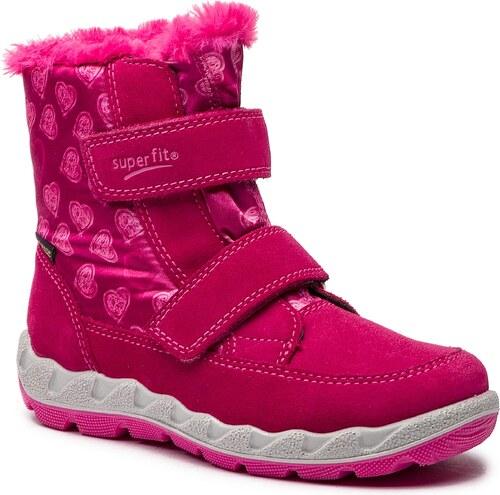 Sněhule SUPERFIT - GORE-TEX 3-00015-50 D Rot Rosa - Glami.cz af595123ba2