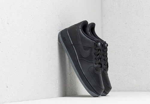 f65e285868b Nike Air Force 1 LV8 Perf (GS) Black  Black-Dark Grey - Glami.cz