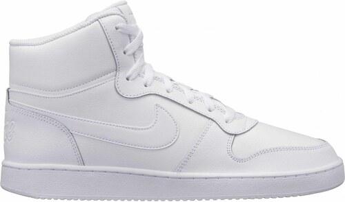 596cd2f5b75 Nike ebernon mid WHITE WHITE - Glami.cz