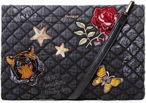 peňaženka Desigual Always Macau negro - Glami.sk 598e134e647