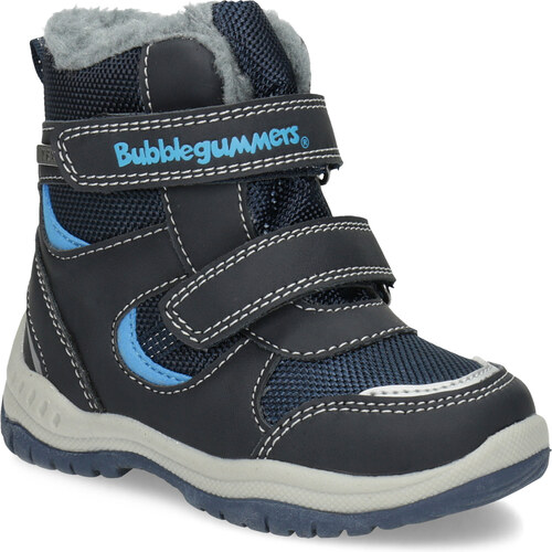 59136fb56e Bubblegummers Detské zimné topánky s kožúškom - Glami.sk