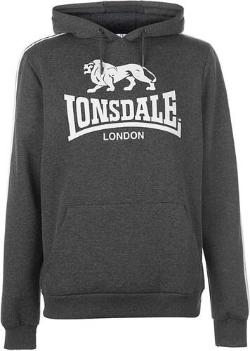 Pánská mikina s kapucí Lonsdale - Glami.cz 777d398e24