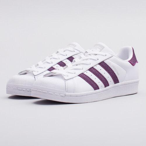 60ece33d7bda3 adidas Superstar W biela 41 - Glami.sk