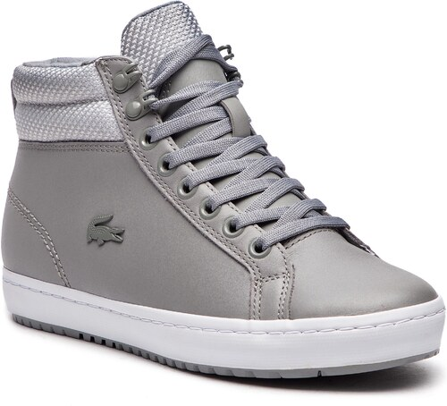 -32% Sneakersy LACOSTE - Straightset Insulatec 3181 Caw 7-36CAW0044H92  Gry Lt Gry 9e4c9c288c0
