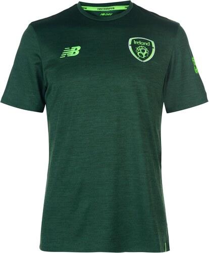 Tričko New Balance Ireland Elite T Shirt Mens - Glami.sk 443fa14de2