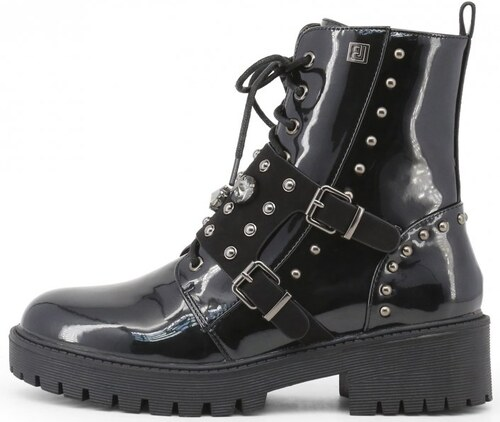 9fe9aa520 Laura Biagiotti dámská kotníčková obuv 40 černá - Glami.cz