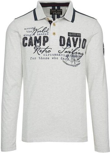 0ebc620f9609 Camp David polo 1 1 CCB-1809-3762 - Glami.sk