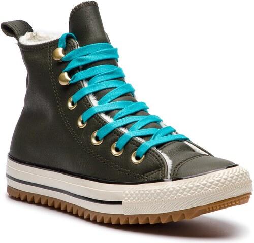 c3d17116717 Sportcipő CONVERSE - Ctas Hiker Boot Hi 162478C Utility Green Rapid Teal