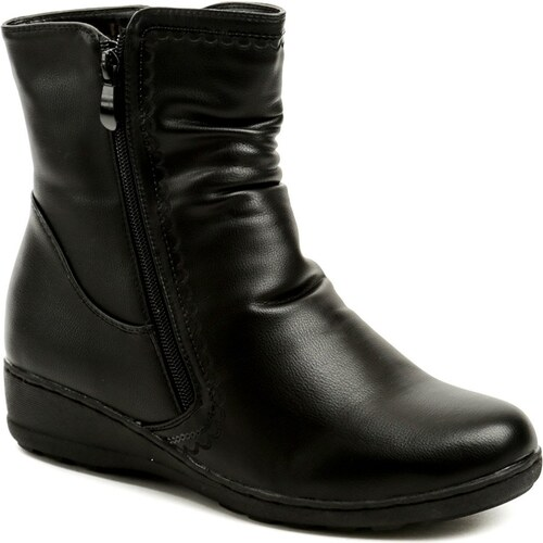 3e8a843ee4 Scandi 56-0019-A1 čierne dámske zimné topánky - Glami.sk