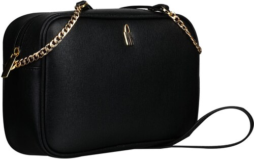 Malé luxusné kožené kabelky crossbody Wojewodzic čierne 31747 - Glami.sk 670d7691a1c