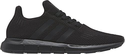 adidas Originals adidas Swift Run čierne AQ0863 - Glami.sk e8629cf1cc3