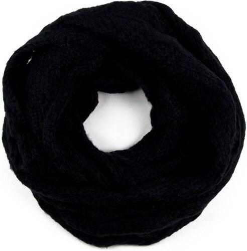 Černý dámský šál Art of Polo Ruby - Glami.cz 45efd1a2b8