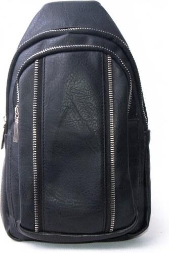 Lucy World Pánský malý batoh MINI eko leather black 8809 - Glami.cz 7859afd396