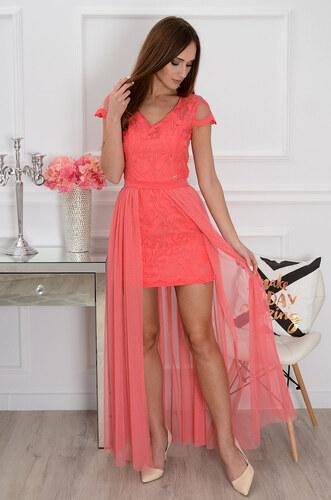 Bosca Fashion Spoločenské šaty s tylom Fabienne CO-38801 - Glami.sk 3b379e8b1cc