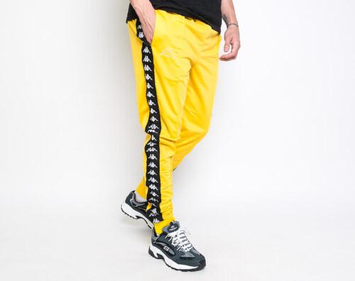 Tepláky Kappa Banda Rastoria Slim Yellow Mustard Black - Glami.cz 72d5b7ffa1