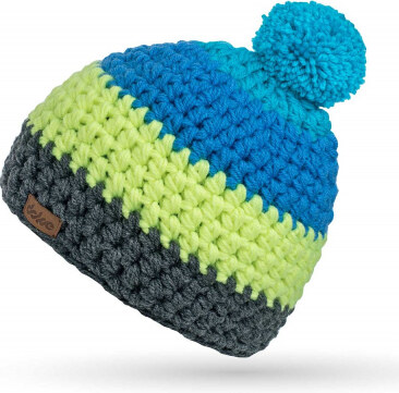 Winter crochet hood DOKE BEANIE - Glami.cz 7ed6fb0bc5