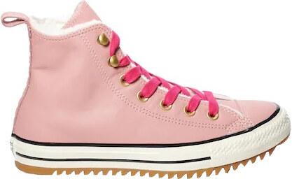 99ecf66fdad -30% Converse Dámské kotníkové tenisky Chuck Taylor All Star Hiker Boot  Rust Pink Pink Pop