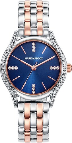 5dd07d1c0 MARK MADDOX WATCHES Hodinky MARK MADDOX - Mod. TRENDY SILVER MM7011 ...