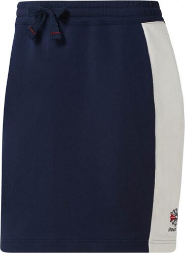 1239fe703077 Dámska sukne Reebok AC JERSEY SKIRT (Tmavo modrá   Biela) - Glami.sk