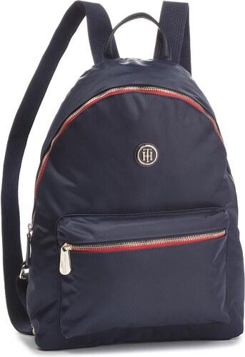 c5e49b923 Batoh TOMMY HILFIGER - Poppy Backpack AW0AW05660 413 - Glami.cz
