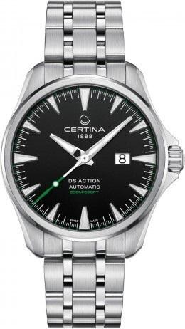 Certina DS Action Automatic Big Date C032.426.11.051.00 - Glami.sk 3a68091fd1
