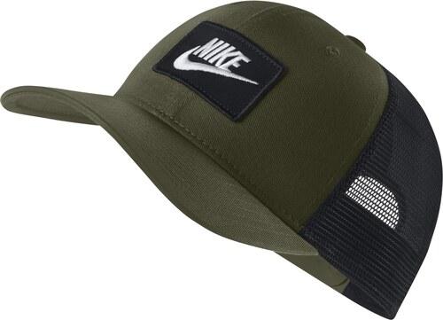 Nike U Nsw Clc99 Cap Trucker zelená Jednotná - Glami.cz 654ef89cab