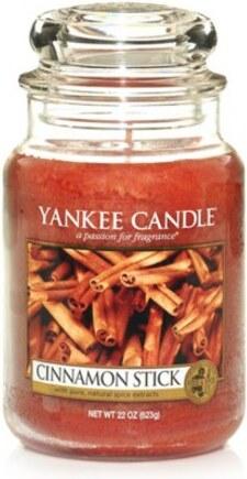 9c145156c5 Yankee Candle Cinnnamon Stick Candle ( skořice ) - Vonná svíčka 411.0 g