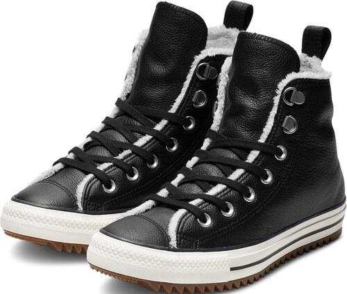 ... Converse černé unisex zimní tenisky Chuck Taylor All Star Hiker Boot Hi  Black - 37 b082a1fca73
