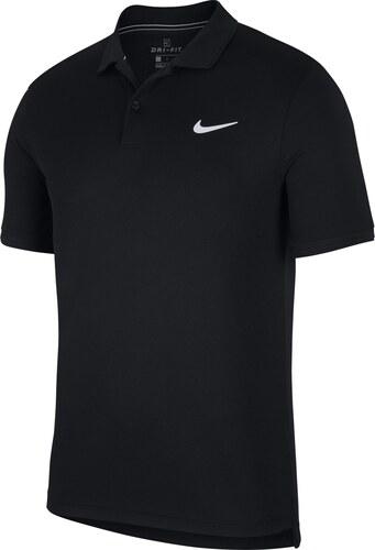 538e82b390f0 Nike M NKCT Dry Polo Team čierna L - Glami.sk