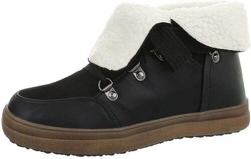 Dámske štýlové zimné topánky - Glami.sk 6f40c9cf714